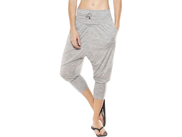 super.natural Harem Pants Damen ash melange